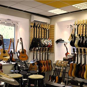 Музыкальные магазины Змиевки