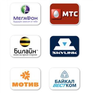 Операторы сотовой связи Змиевки