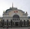 Железнодорожные вокзалы в Змиевке
