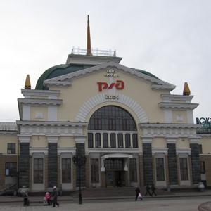 Железнодорожные вокзалы Змиевки